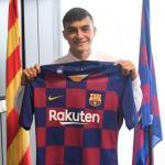 Pedri quiere quedarse en el Barcelona / FCBarcelona.es