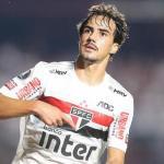 Igor Gomes, formado en las categorías inferiores del Sao Paulo. Foto: Getty