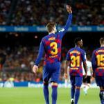 Gerard Piqué, el eterno sobrevalorado | FOTO: FC BARCELONA