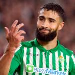 """Pobre Fekir, pobre Betis """"Foto: FCB Noticias"""""""