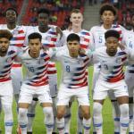 El podio de los mejores futbolistas de Estados Unidos 2020. Foto: AS USA