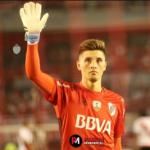 """River Plate, cerca de perder a uno de sus porteros """"Foto: Pasión Monumental"""""""