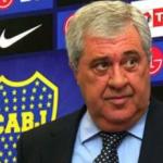 """El presidente de Boca dice que el fichaje de Cavani podría """"darse pronto"""" """"Foto: Baires En Línea"""""""