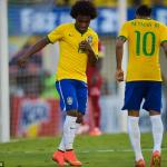 El PSG irá a por Willian si sale Neymar al Barcelona. Foto: Los deportes de wali 2015