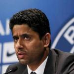 Nasser Al-Khelaïfi, en rueda de prensa / PSG.