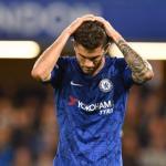 Pulisic en un partido con el Chelsea. / thesun.co.uk