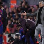 OPINIÓN: Quique Setién nunca dejará de ser Quique Setién. Foto: FC Barcelona Noticias