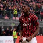 Rafael Leao no termina de explotar en el Milan
