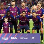 Rakitic y Dembélé suenan para el United. Foto: As