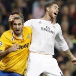 Chiellini se despacha agusto con Sergio Ramos