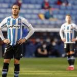 Raúl de Tomás no quiere salir del Espanyol. Foto: AS