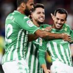 """El espectacular momento de forma del ataque del Real Betis """"Foto: Mundo Deportivo2"""