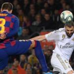 """""""Madrid o Barça, ¿cuál de los dos tiene el calendario más complicado? Foto: Getty Images"""""""
