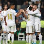 El Real Madrid, con ventaja sobre el Barça para el final de Liga   FOTO: REAL MADRID