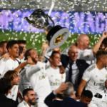 ¿Quién fue el mejor jugador del Real Mmadrid campeón de Liga? | FOTO: REAL MADRID