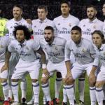 Alineación del Real Madrid / primicias24.com