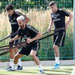 Futuro incierto para estos tres jugadores del Real Madrid / Real Madrid