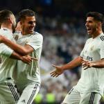 jugadores del Real Madrid celebrando un gol / FC Barcelona noticias