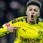 """Tres recambios posibles para Jadon Sancho, dos en LaLiga """"Foto: Bundesliga"""""""