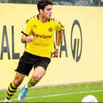 """El nacimiento de una estrella en Dortmund """"Foto: BVB"""""""