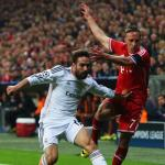 Ribery baraja seguir jugando en Europa. Foto: (uefa.com)