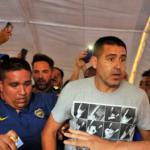 """Volveré a Boca, pero no quiero saber nada de Riquelme"" ""Foto: Clarín"""