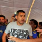 """Riquelme recibió duras críticas de un icono del Xeneize """"Foto: Olé"""""""