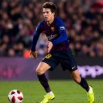 """El Arsenal sondea la situación de Riqui Puig """"Foto: Sport"""""""