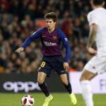 Riqui Puig rechazó marcharse con Xavi / FCBarcelona.es