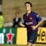El Barcelona sigue jugando con fuego con Riqui Puig