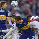 """El canterano de River que estaría encantado de jugar en Boca Juniors """"Foto: TNT Sports"""""""