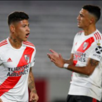 "River Plate ya negocia su próxima salida tras Lucas Pratto ""Foto: TyC Sports"""
