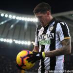 Rodrigo De Paul en un partido con el Udinese. / hitc.com