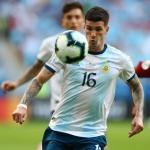 Rodrigo De Paul en la agenda del  Manchester United. FOTO: ARGENTINA