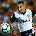 Rodrigo Moreno, en un partido del Valencia / valenciacf.com.