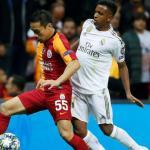 Rodrigo durante el partido en Estambul. / elespanol.com