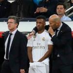 Zidane convoca a Rodrygo para el partido contra el Ganada. Foto: La Razón