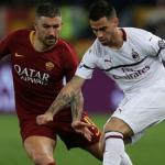 """Roma y Milan podrían intercambiar cromos """"Foto: Depor"""""""