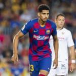 La oportunidad de oro para Ronald Araújo | FOTO: FC BARCELONA