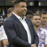 Ronaldo no quiere marcharse del Valladolid / Futbolred.com