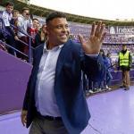 La curiosa prima que ha pagado Ronaldo a los jugadores del Valladolid / Diariodevalladolid.es