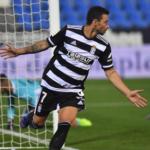 """Rubén Castro sigue haciendo historia en el fútbol español """"Foto: Marca"""""""