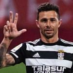"""Los dos equipos que apuestan por el regreso a Primera de Rubén Castro """"Foto: La Opinión de Murcia"""""""