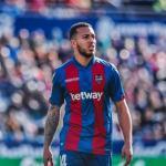 Rubén Vezo es nuevo jugador del Levante UD / Twitter