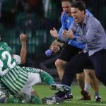 Rubi seguirá una temporada más al frente del Real Betis. Foto: ABC Sevilla