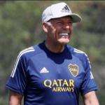 """Dudas en Boca Juniors con la continuidad de un jugador clave para Russo """"Foto: TNT Sports"""""""