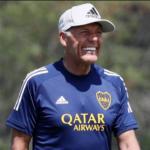 """Boca se estrena en la Libertadores y Russo tiene dos dudas """"Foto: TNT Sports"""""""