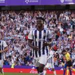 La nueva oportunidad que le surge al Atlético para fichar a Salisu   FOTO: VALLADOLID