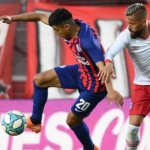 """San Lorenzo rescindió el contrato de uno de sus jugadores principales """"Foto: Clarín"""""""