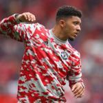 El inicio más difícil de Sancho en el Manchester United